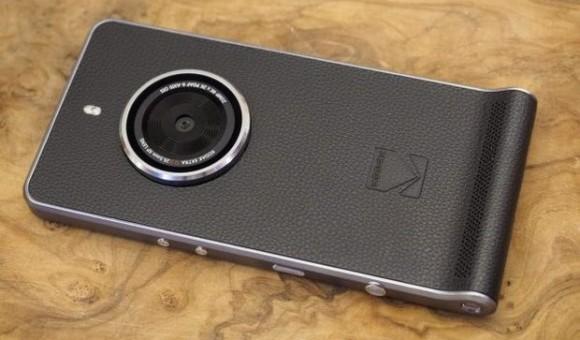 Компания Kodak выпустила свой первый смартфон