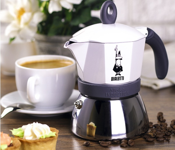 Кофеварка гейзерного типа шпаргалка пользователя – Гейзерная кофеварка для индукции