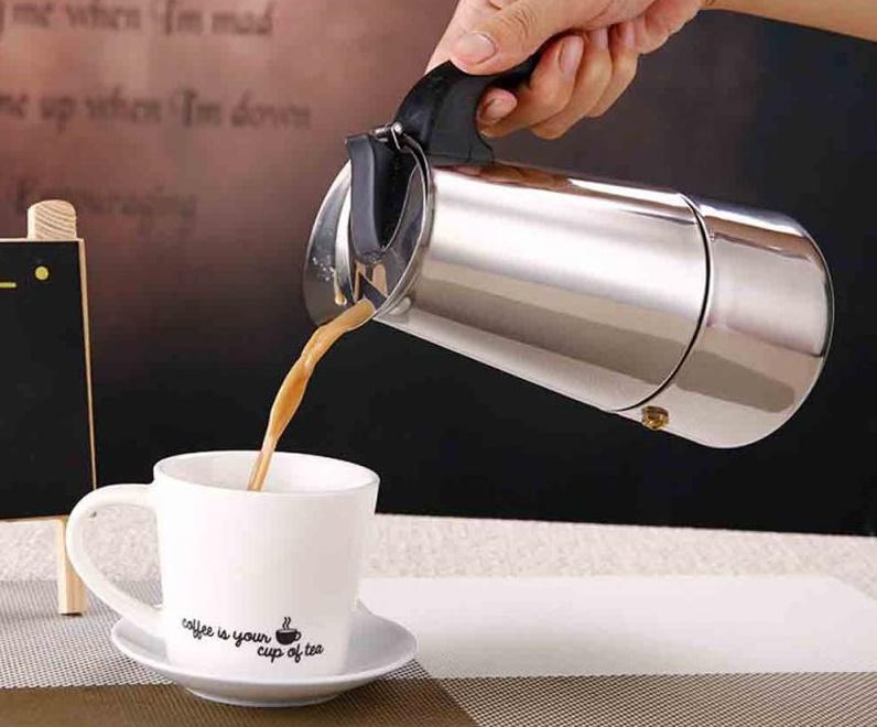 Кофеварка гейзерного типа шпаргалка пользователя – Кофеварка из нержавейки