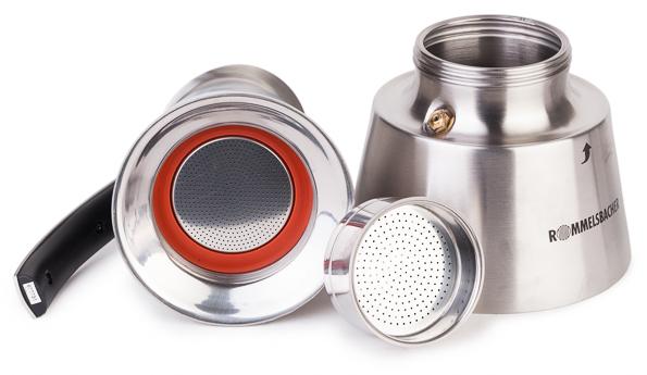 Кофеварка гейзерного типа шпаргалка пользователя – Разобранная гейзерная кофеварка
