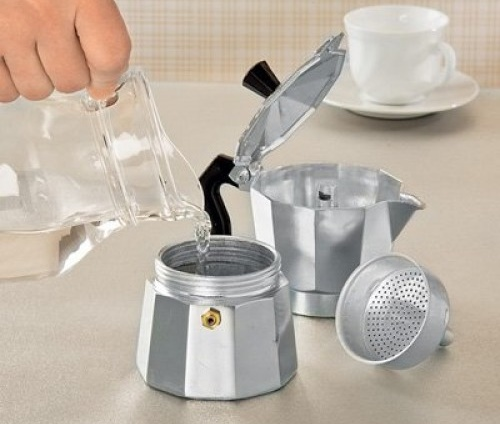 Кофеварка гейзерного типа шпаргалка пользователя – Строение гейзерной кофеварки