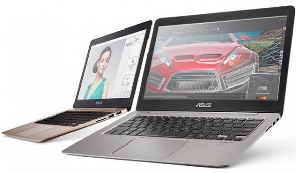 Компания ASUS представила компактный ноутбук Zenbook UX410 - главное фото