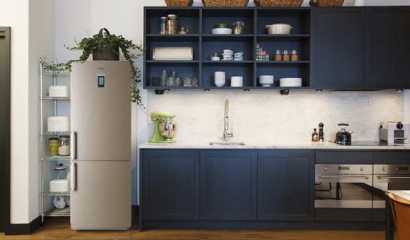 Компания Atlant представила холодильники в новом цвете «звездная пыль» - в интерьере (2)