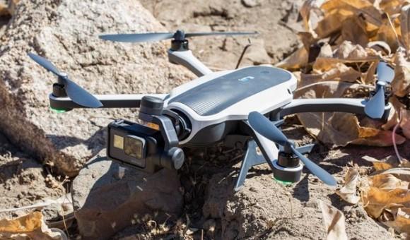 Компания GoPro представила новые камеры и квадрокоптер за $800