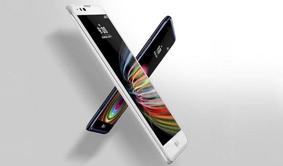 Компания LG показала на IFA 2016 смартфоны X mach и X max