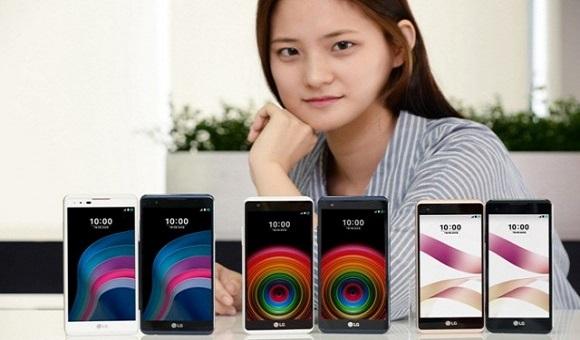 Компания LG представила недорогие смартфоны X5 и X Skin