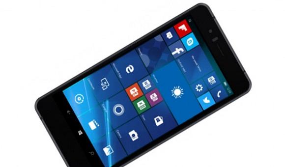 Компания Lenovo представила свой первый смартфон с Windows 10 Mobile