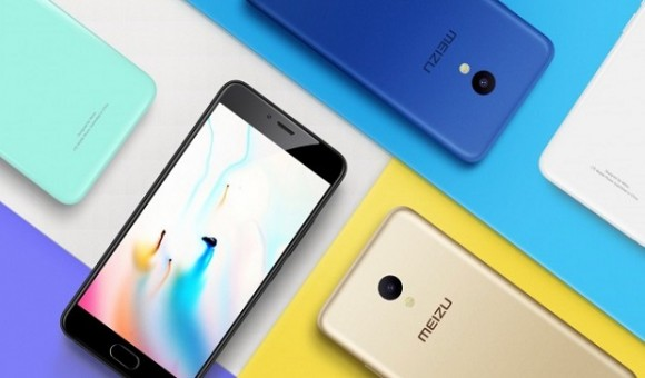 Компания Meizu официально представила смартфон M5