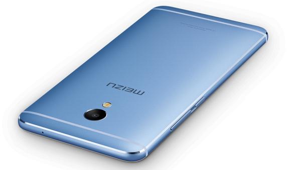 Компания Meizu представила бюджетный 5,5-дюймовый металлический смартфон M3E
