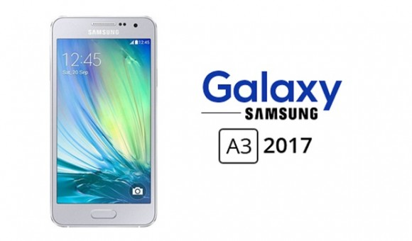 Компания Samsung готовит к релизу смартфон Galaxy A3 (2017)