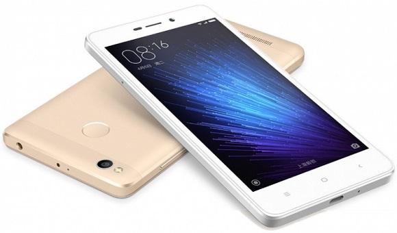 Компания Xiaomi представила смартфон Redmi 3X