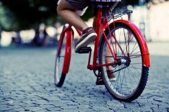 Крутить педали на велосипеде будет несложно