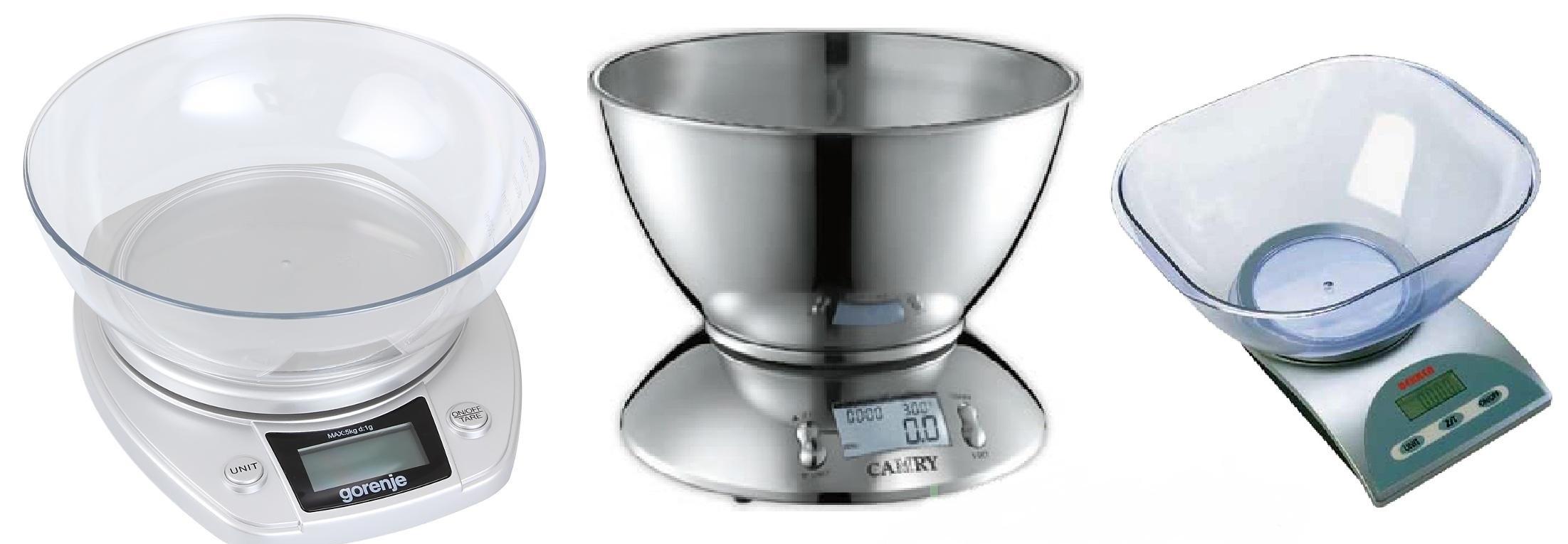 Кухонні ваги які краще - рейтинг