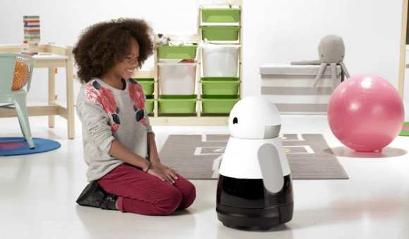 Kuri — домашний робот для детей от Pixar – Главное фото