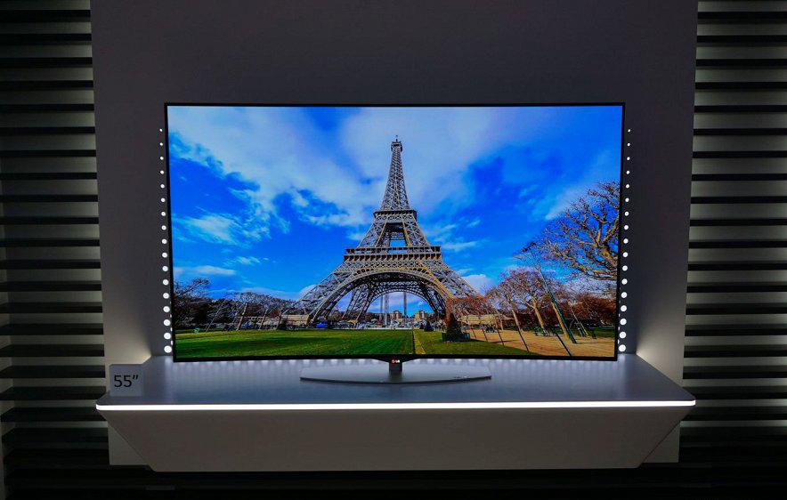 LG 4k ultra HD-телевизоры презентация