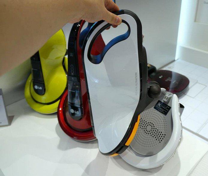 LG CordZero Bedding-пылесос для чистки матрасов и постельного белья