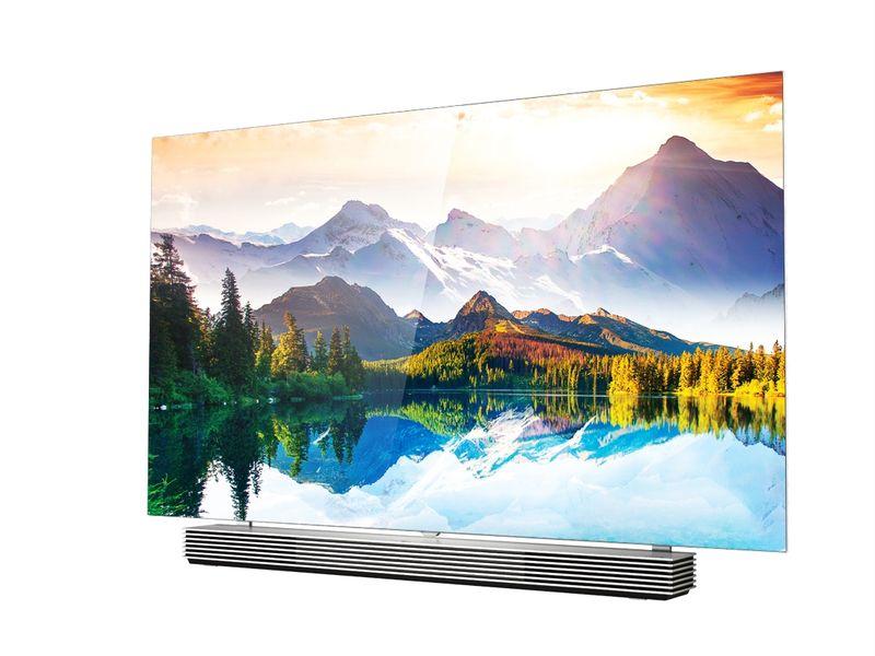 LG EF9800-4k oled tv