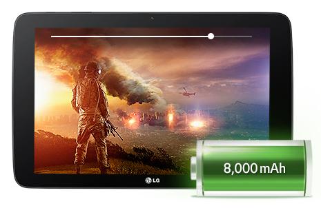 LG G Pad 10.1-аккумулятор