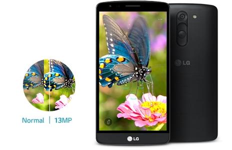 LG G3 Stylus-13-мегапиксельная основная камера
