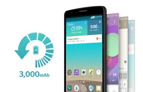 LG G3 Stylus Dual D690 black-акумулятор