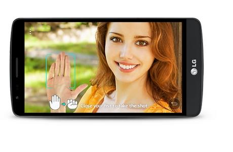 LG G3 Stylus Dual D690-камера съемка с помощью жестов