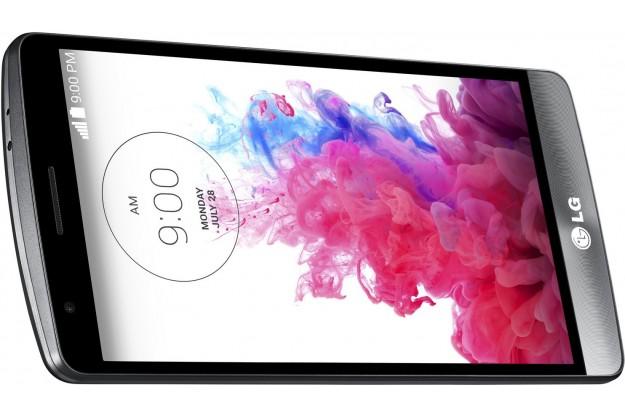 LG G3s Dual D724 Black- экран