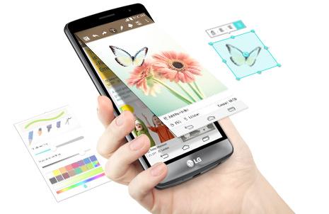 LG G3s Dual D724-Quick Memo+