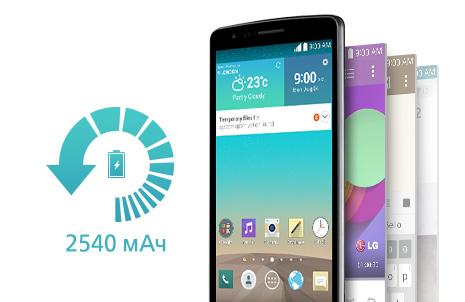 LG G3s Dual D724-аккумуляторная батарея
