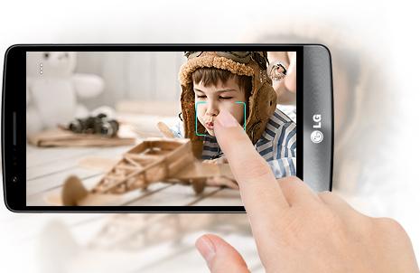 LG G3s Dual D724-съемка в одно касание