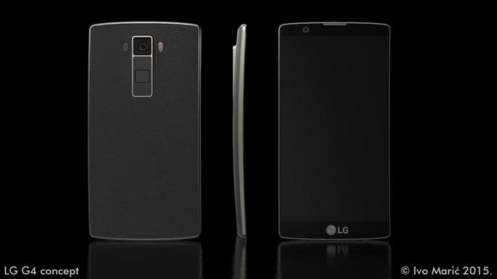 LG G4-  Concept Ivo Maric