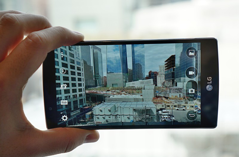 LG G4-Basic mode