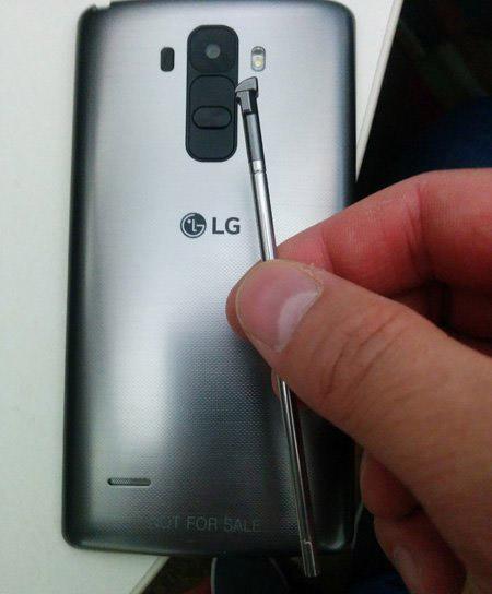 LG G4-Со стилусом