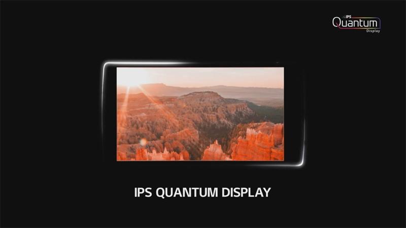 LG G4-экран IPS