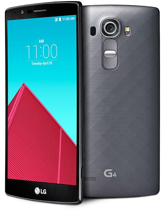 LG G4-экран и задняя панель керамика