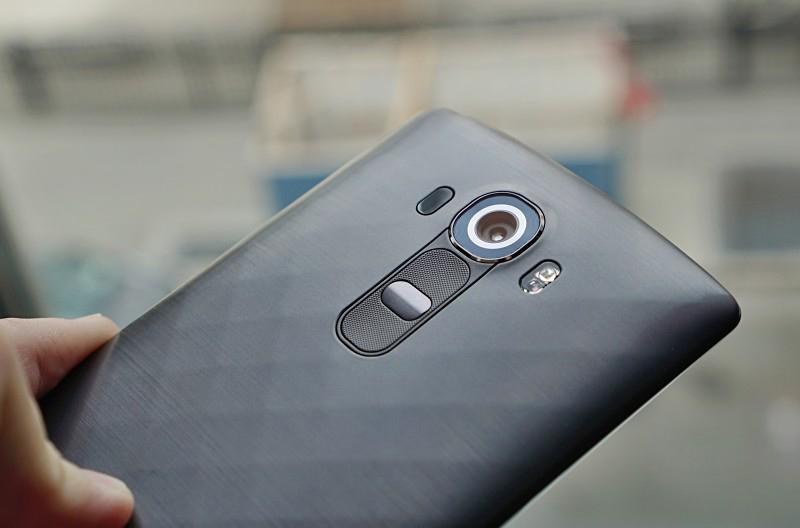 LG G4-камера живое фото