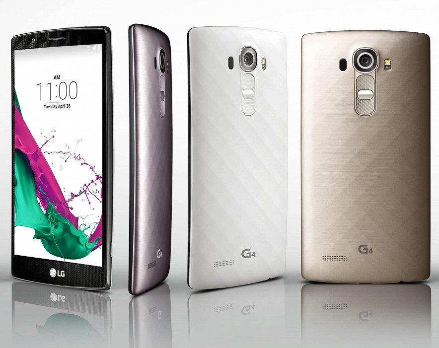 LG G4-ракурсы
