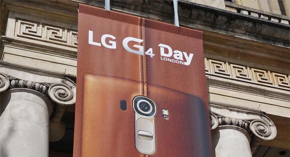 LG G4-растяжка