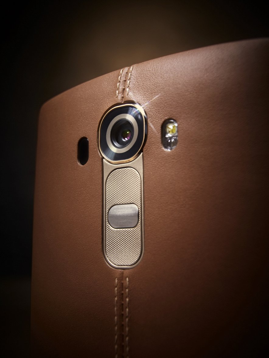 LG G4-тыльная панель