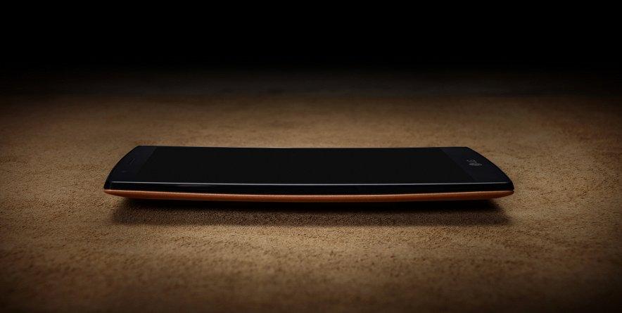 LG G4-вид сбоку