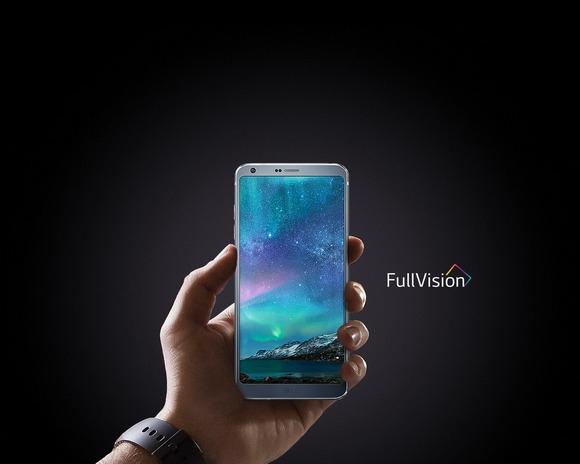 LG G6-QHD+ FullVision Дисплей