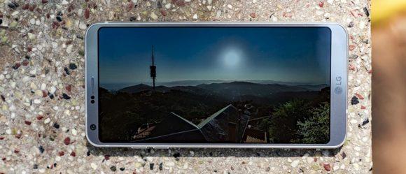 LG G6-аккумуляторная батарея