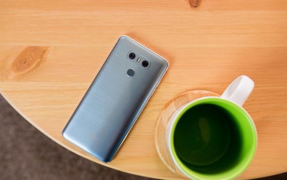 LG G6-дизайн