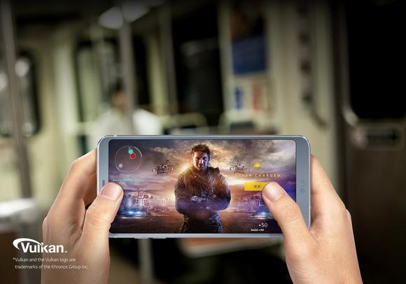 LG G6-игровые возможности флагмана