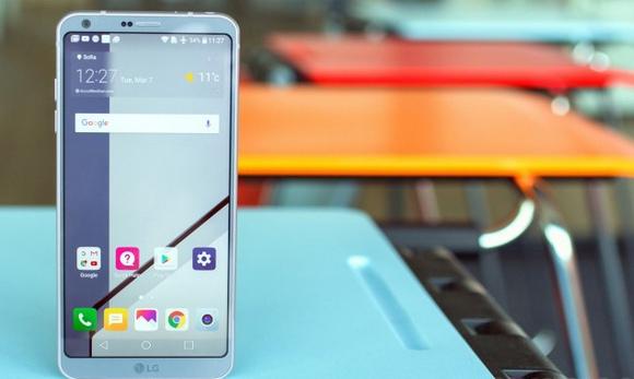 LG G6-имиджевая картинка