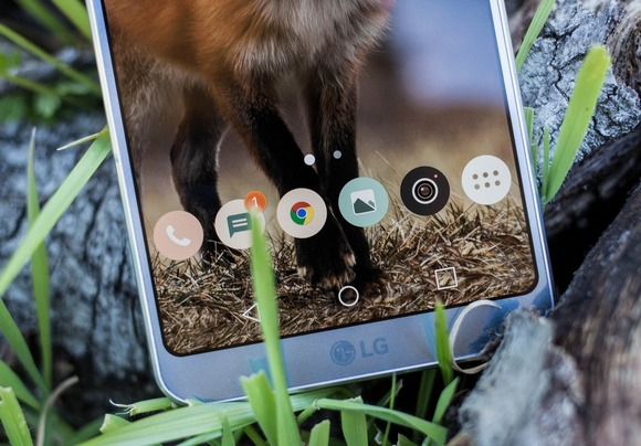 LG G6-интерфейс смартфона