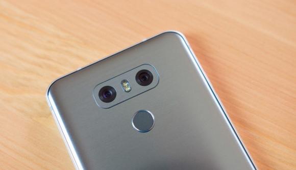 LG G6-камера на тылу