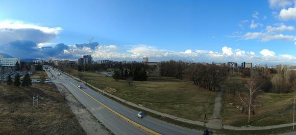 LG G6-панорама