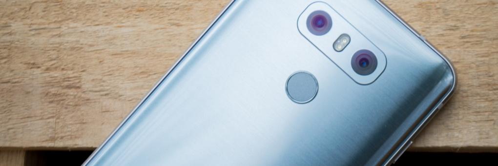 LG G6-тыловые камеры