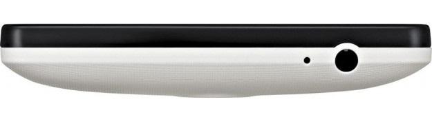 LG L Fino Dual D295 - Верхняя грань