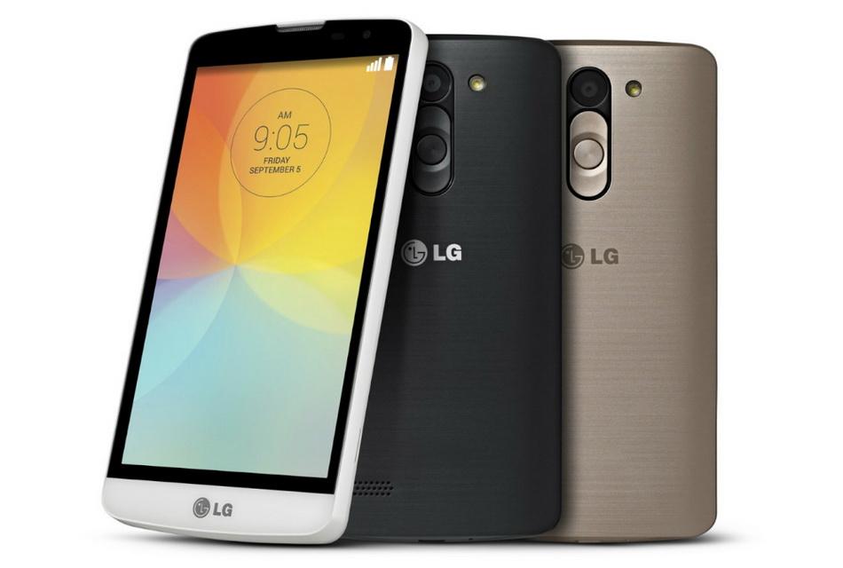 LG L Fino-ракурсы